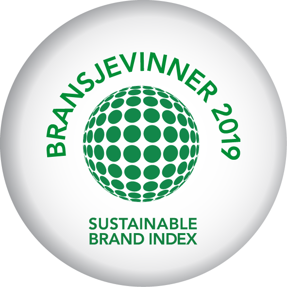 illulstrasjon Sustainable Brand Index