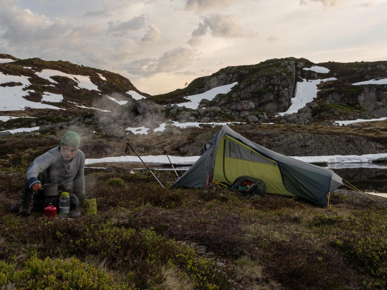 Pakkeliste for sommerturen i telt | SpareBank 1 Søre Sunnmøre